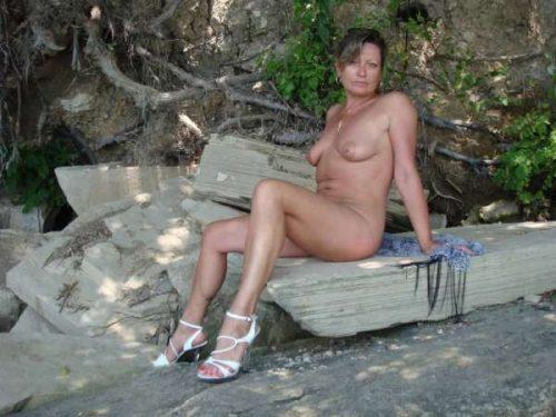 Ginette une vieille coquine de Bourg-en-Bresse pour un mec élégant pour mature